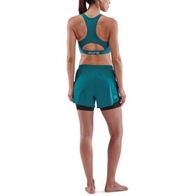 Skins Series-3 X-Fit Shorts Women teal